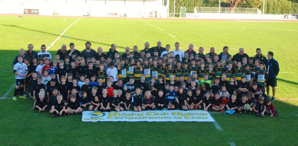 photo ecole de rugby RCHCC