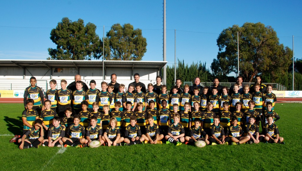 photo école de rugby RCHCC M12