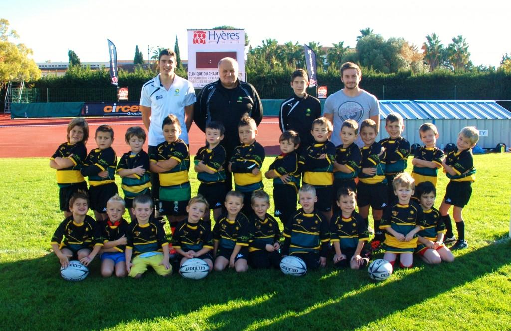 photo ecole de rugby rchcc M6